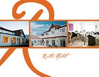 Ruth's Hotel Brochure