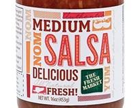 The Fresh Market Salsa