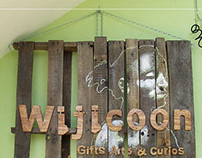 Wigicoon Store sign