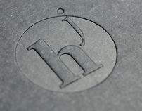 Julien Hauchecorne | Business card | Diffraction