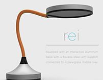 rei | The Smartphone Smartlamp
