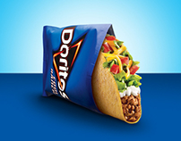 Cool Ranch Doritos Locos Tacos Campaign Evolution