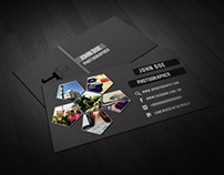 Photography Business Card Template V1
