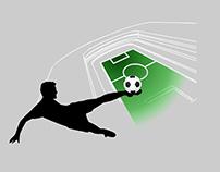 Stadiums of Europe: Flash Website design