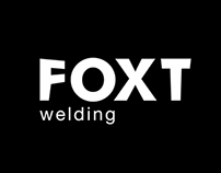 Logo + website for Foxt company (welding)