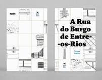 """Monograph ‒ """"A Rua do Burgo de Entre-os-Rios"""""""