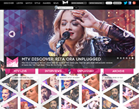 MTV Brand Refresh