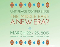 UNT Peace Conference, Spring 2013