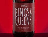 KINGS & QUEENS | BARCO