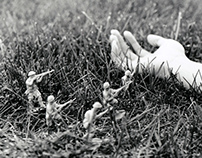 35mm Film Photography Black & White