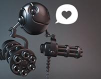 Friendbot (Toy Concept)