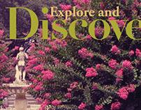 VanDusen Membership Brochure