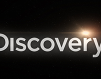 Discovery Logo Animation