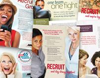 Membership Recruitment Campaign Ads for ABWA