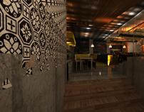 "Project ""Teatro"" cafe-bar-club"