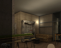 """Project """"Passe"""" cafe-bar"""