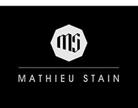New identity / Mathieu Stain - DJ