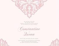 5 Wedding Invitation 7x7 ver06-4