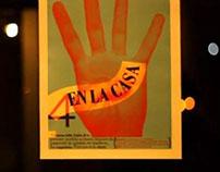 4 EN LA CASA 2011 Skate ART & Postgraffiti