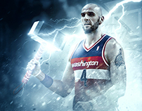 Marcin Gortat - NBA Player