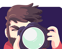 illustrations for Osom