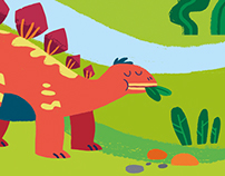 Dinosaurs-activity book