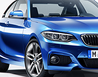 BMW 2 Series Studio