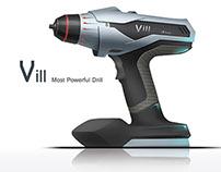 Vill - A Powerful Drill Design