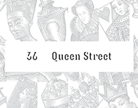 36 Queen Street Illustrations by Steven Noble