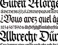Rukas Typeface