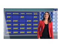 Jeopardy Skit - graphic world