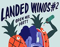 Landed Winos#2