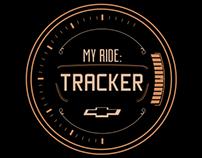 MY RIDE: TRACKER