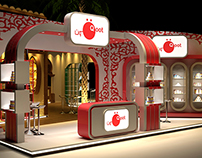 4 partners exhibition - Gulf Food 2015 - Dubai, UAE.