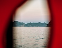 Thailand as seen from the boat