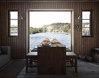Nøstet Boathouse