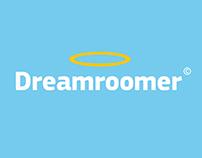 DREAMROOMER – branding, concept & UI/UX design