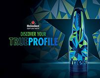 Heineken - Discover Your True Profile