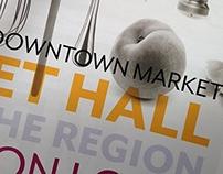 Grand Rapids Downtown Market: Outdoor Advertising