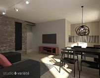 Private Apartment, Poznań, Poland