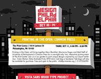 Design Philadelphia Online Invitation