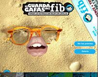 Guardagafas FIB Facebook App
