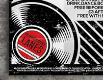 Bloomsbury Lanes Friday Night Poster