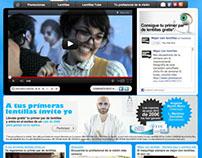 Mejorconlentilla Ciba VIsion Web