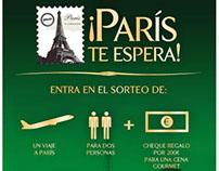 Knorr Paris Facebook App