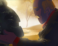 Visual Development |  'The Incredbles 2'