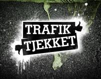 Trafiktjekket