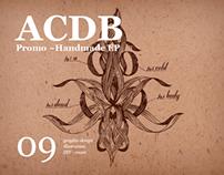 ACDB Promo ~ Handmade EP