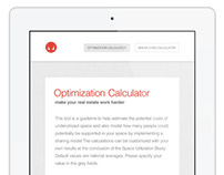 Calculator Tablet App