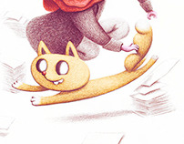 Children's Illustrations.